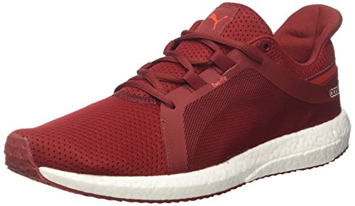 Cross-trainer Schuhe (Puma Herren Mega NRGY Turbo 2 Cross-Trainer, Rot (Red Dahlia-Flame Scarlet), 44 EU)