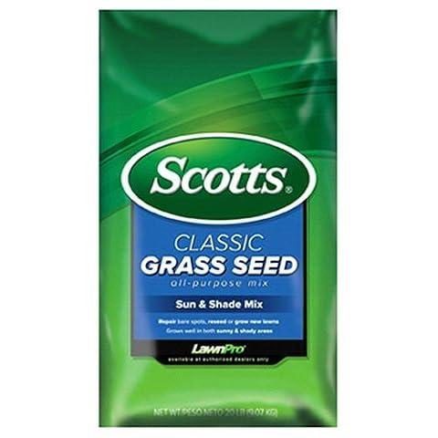 SCOTTS LAWNS - Classic Sun & Shade Grass Seed, 7-Lbs.