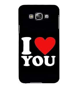 EagleHawk Designer 3D Printed Back Cover for Samsung Galaxy E7 - D1108 :: Perfect Fit Designer Hard Case