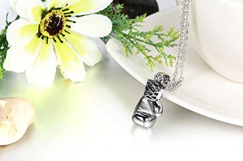 JewelryWe Schmuck Edelstahl