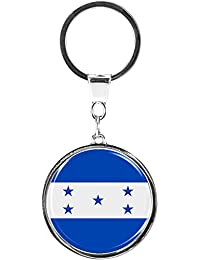 metALUm Llavero de metal / Bandera Honduras / 6610090S