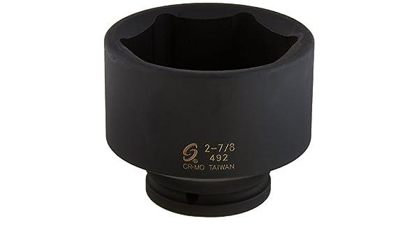 Sunex 0492 3//4 Drive 2-7//8 Impact Socket