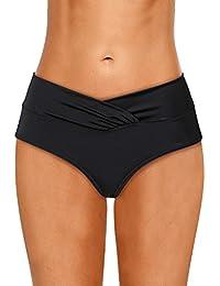 Dolamen Mujer Shorts de baño, 2018 Navegar Trajes de baño Bañador Deportivo Traje de Baño Bañador de natación Bikini para Mujer Bragas Pantalones Cortos