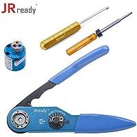 JRREADY ST1027 ST1027 ST1027 Crimp Tool Kit (YJQ-W2A Crimp Tool 12-26AWG & TH1A Turret Head & DRK12B Removal Tool & DAK12B Installing Tool) | Colore molto buono  | Colore Brillantezza  | Lasciare Che Il Nostro Commodities Andare Per Il Mondo  74ed62