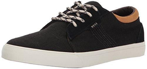 Reef , Baskets pour homme Noir/crème