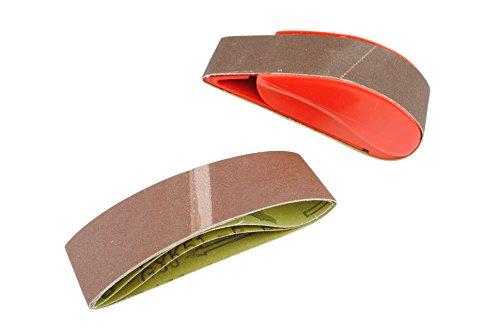 Loaded Finger Sander & 3Ersatz Gürtel Hobby Miniatur (W8016). Versandkostenfrei innerhalb UK ()