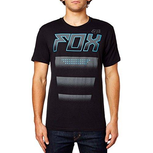 Fox T-Shirt Impressor Heather Military Heather Graphite'