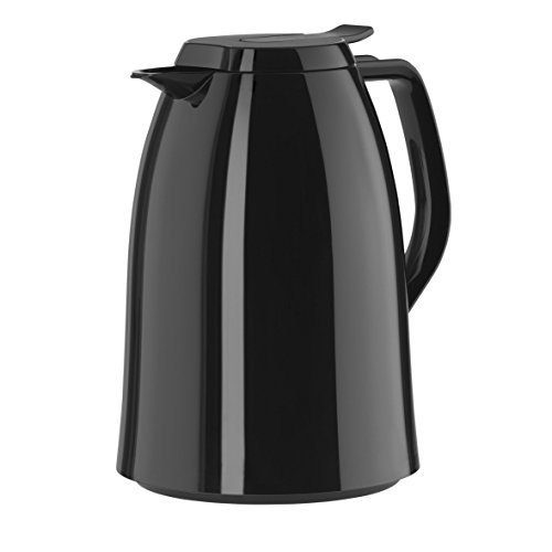 Tefal - K3037112 - MAMBO Carafe Isotherme - 1 L - Haute brillance - Noir