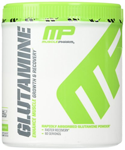 Muscle Pharm Glutamine Mineral Supplement – 300 g