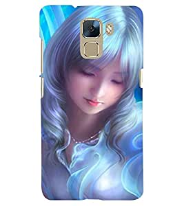 A2ZXSERIES Back Case Cover for Huawei Honor7