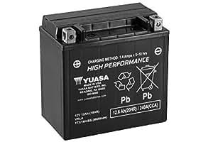 YUASA YTX14H-BS Batterie de Moto