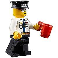 LEGO City Airport Airline Pilot Captain Minifigure (Bagged)