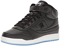 Fila Womens Bbn 84 Ice Walking-Shoes, Black/White/Ice, 9 B US