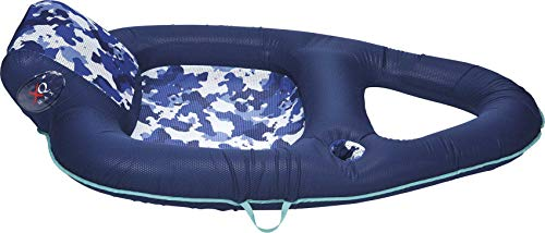 made2trade Airbed Loung STS, Luftmatratze mit Mesh-Gewebe