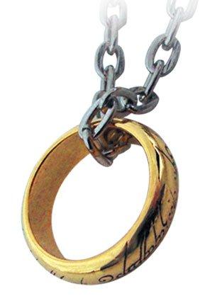 Anillo único - plata pura chapado en oro