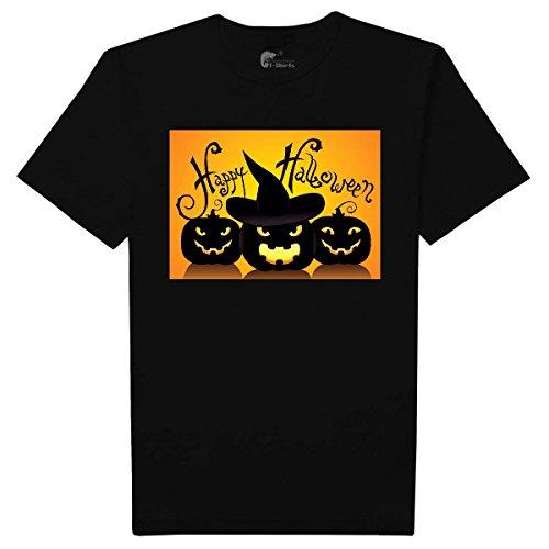 S, black) (Calabaza De Halloween)