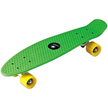 L.A.Sports Skateboard PP Abec5, verde