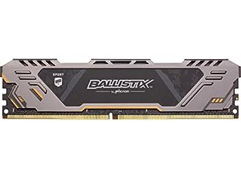 Ballistix Sport AT BLS2K8G4D30CESTK 16 GB Kit (8 GB x 2) (DDR4, 3000 MT/s, PC4-24000, SR x8, DIMM, 288-Pin) Gaming Memory