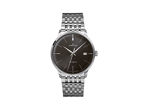 Junghans Meister Men's Watch Analogue Automaat Stainless Steel Silver 027-4511.44