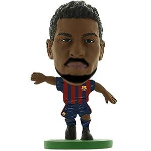 Soccerstarz SOC1182 Barcelona Paulinho Home Kit 2018 - Figura Decorativa