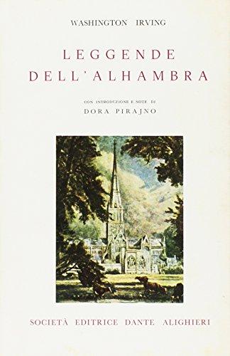 Leggende dell'Alhambra