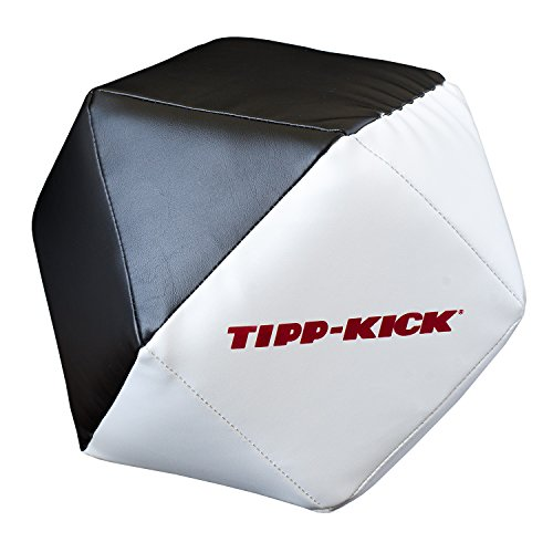 Tipp Kick 015056 - XXL - Blite - Ball, 12 eckig, schwarz - weiß