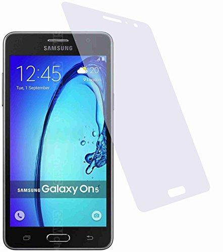 4ProTec Samsung Galaxy On5 (4 Stück) GEHÄRTETE Bildschirmschutzfolie Displayschutzfolie ANTIREFLEX Schutzhülle Bildschirmschutz Bildschirmfolie Folie
