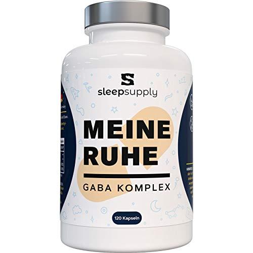 SLEEPSUPPLY® Meine Ruhe - 1000mg GABA mit