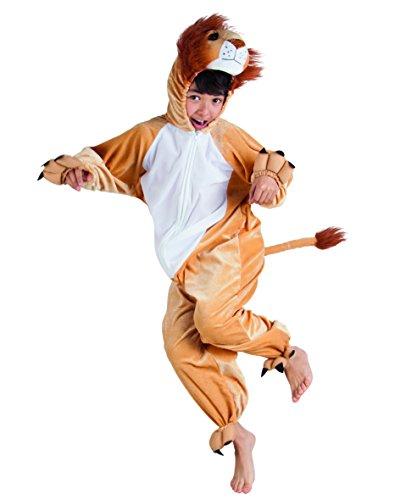 Boland 88210 Kinderkostüm Löwe aus Plüsch, - König Löwe Kleinkind Kostüm