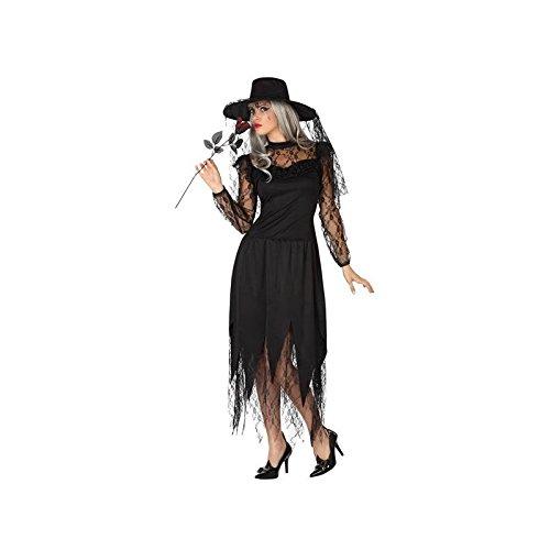 Déguisement de Veuve noire premium adulte - Femme - XL (Veuve Noire Kostüm)