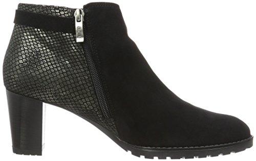 Ara 12-44135-75, Bottes Classiques femme Noir - Schwarz (schwarz 75)