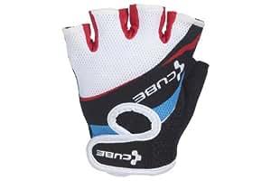 Cube Fahrradhandschuhe Handschuh kurzfinger Teamline (Größe: L)