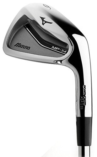 new-mizuno-mp-54-forged-5-pw-irons-kbs-c-taper-steel-stiff-shafts-mp54-by-mizuno