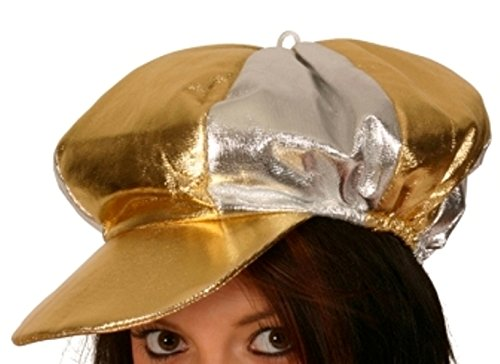 Silver Gold Hat ()