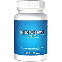 PureCleanse Ultra - natürliche Fettverbrennung und Reinigung. Schnelle und effektive Darmreinigung für eine gesunde Verdauung und schnelles Abnehmen.