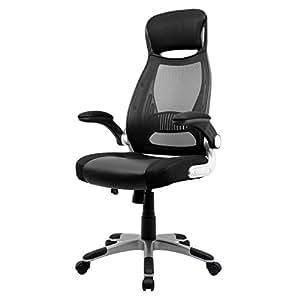 hoch r cken ergonomische schreibtischstuhl hoch r cken b rostuhl mesh b rodrehstuhl. Black Bedroom Furniture Sets. Home Design Ideas