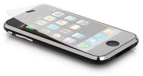 Pack de 3 Films de protection écran pour Apple iPhone 3g 3gs