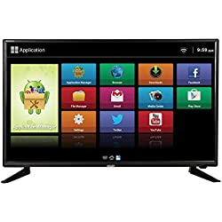Mitashi 80 cm (32 Inches) HD Ready LED Smart TV MiDE032v02-HS (Black) (2015 model)