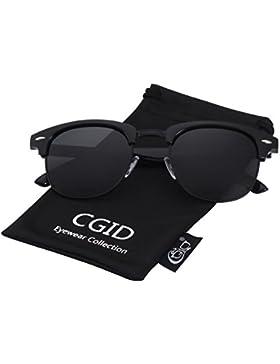CGID MJ56 Gafas de Sol Retro Mujer Hombre