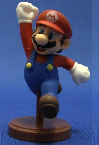 Nintendo Furuta Choco Egg~New Super Mario Bros WII Figure Mario Jump