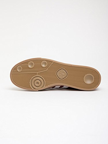 adidas Skateboarding Campus Vulc II ADV, collegiate burgundy-ftwr white-gum4 Collegiate Burgundy/White/Gum4