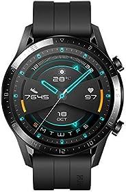 HUAWEI Watch GT 2 Smartwatch 46 mm, Durata Batteria fino a 2 Settimane, GPS, 15 Modalità di Allenamento, Displ