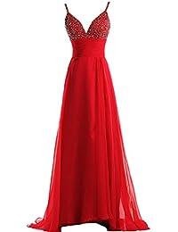 Toscana novia glamour dos-Traeger gasa vestido vestidos de fiesta de fútbol por la noche