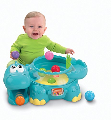 Imagen 2 de Fisher-price Go Baby Go Poppity Pop Musical Dino