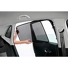 Neben dem sehr guten Schutz vor UV-Strahlung und Sonne wird zudem auch die Temperatur im Fahrzeuginneren effektiv reduziert. Dabei muss zu keiner Zeit auf reine, ungefilterte Frischluft von Draußen verzichtet werden, da die Fenster mit dem SONNIBOY z...