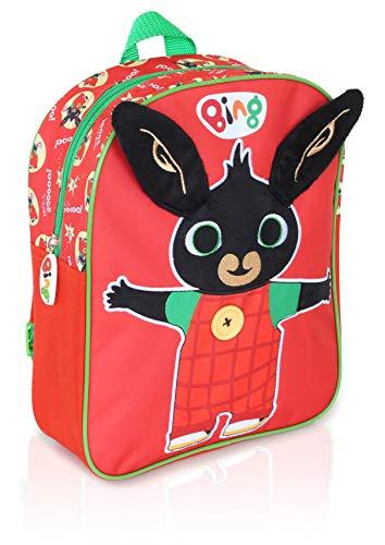 9339d19fe71e18 Zaino Scuola Elementare Bing Bunny | Zainetto Bing Bambino Ufficiale | Zainetti  Per Bambini Materna, Asilo, Elementari, Nido, Borsa Weekend, Borsa Da Scuola  ...