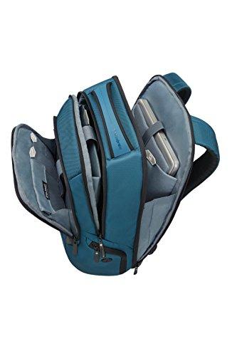 Imagen de samsonite cityscape   para portátiles, 44 cm, 15,5 l, color azul petrol blue  alternativa