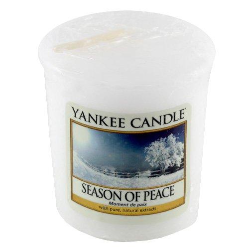 Yankee Candle (Bougie) - Season Of Peace - Votive