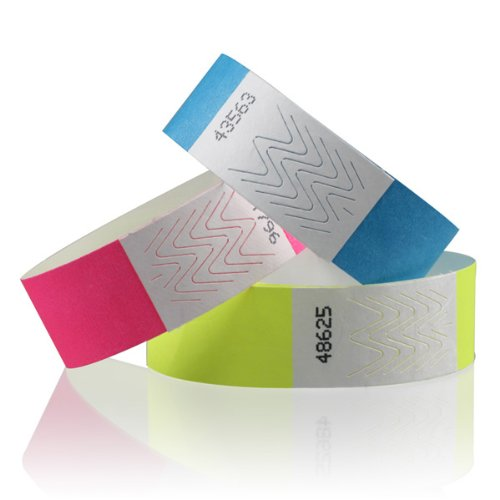 linie-zwor-lot-de-100-bracelets-didentification-tyvekr-19-mm-vert-herbe