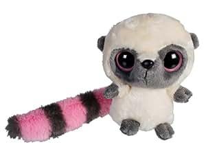 Peluche lemurien avec gros yeux jeux et jouets - Jeux de toutou a gros yeux ...